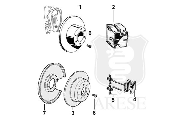 brake discs  pads archives