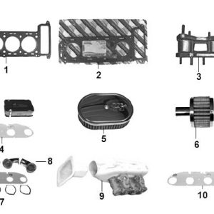 ENGINE/CARBURATOR